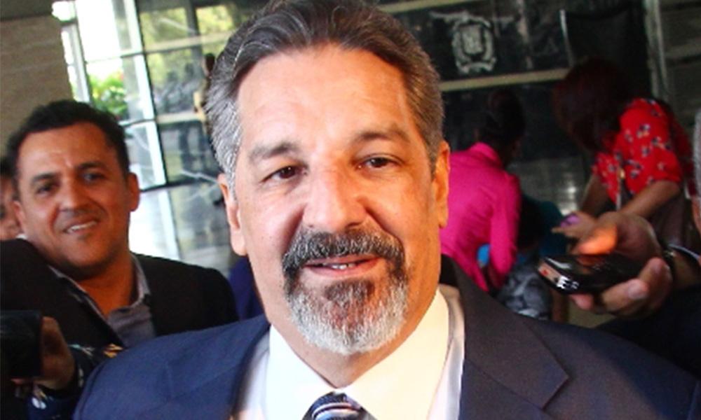 Image result for Leoncio Almanzar, exdirector de Corde, detenido
