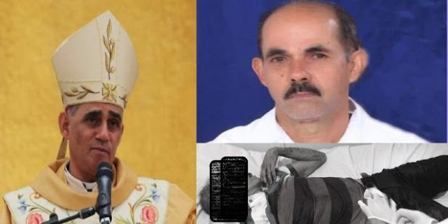 Resultado de imagen para Hermano del obispo Freddy Breton, asesinado en santiago