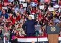 Trump y Biden se declaran ganadores